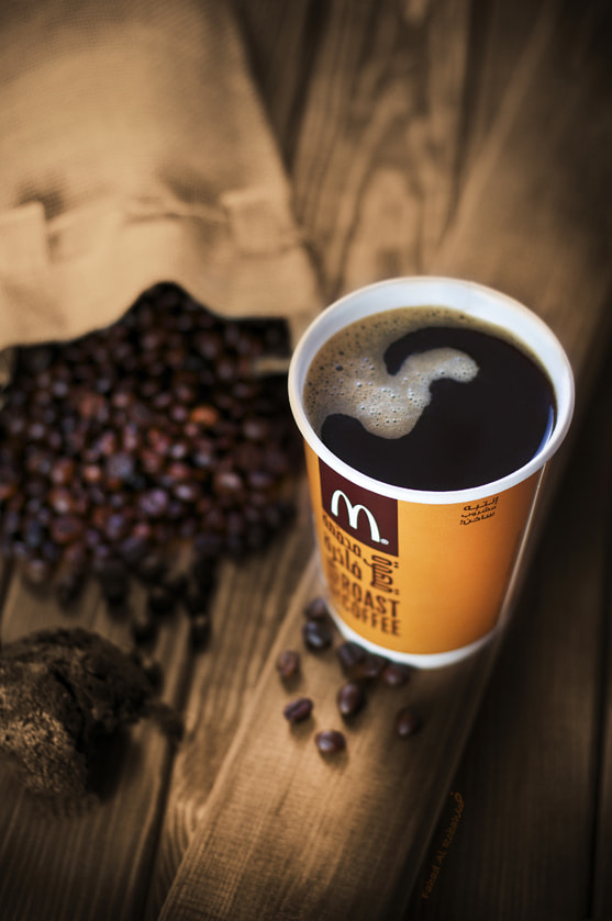 Photograph MAC Coffee by Photographyat - Products Photography & Graphic Design on 500px