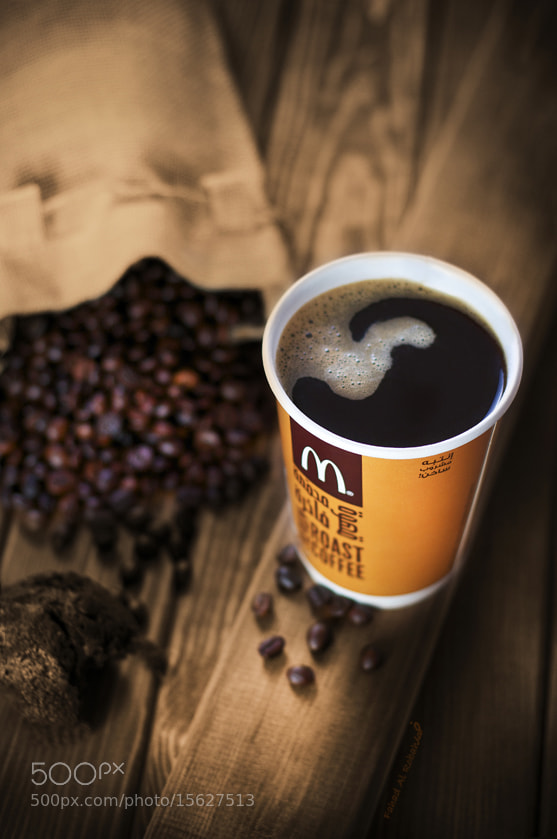 Photograph MAC Coffee by Fahad Alrobah on 500px