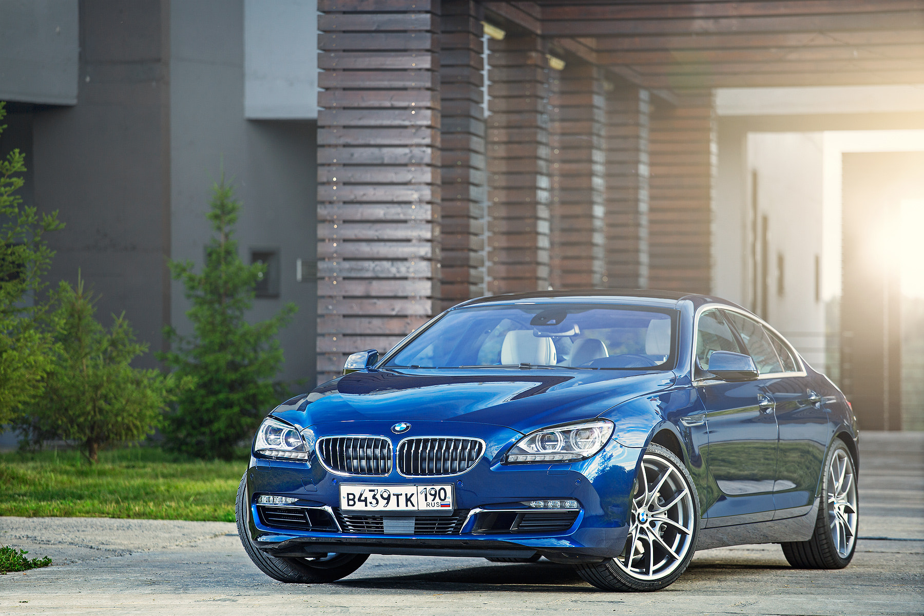 Photograph BMW Grand Coupe by Alexey Sulima on 500px