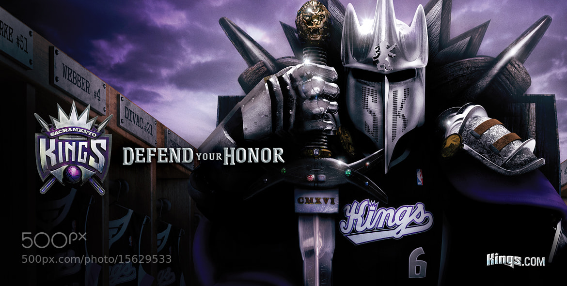 "Photograph Sacramento Kings ""Defend Your Honor"" '11/'12 Season Campaign by Team Elevendy on 500px"