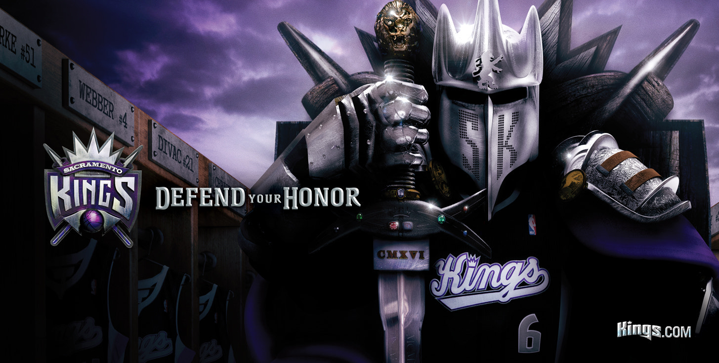 """Photograph Sacramento Kings """"Defend Your Honor"""" '11/'12 Season Campaign by Team Elevendy on 500px"""