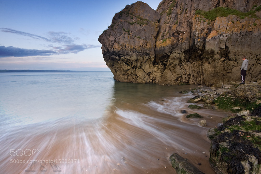 Photograph Watching the tide  by Karl Batchelor on 500px