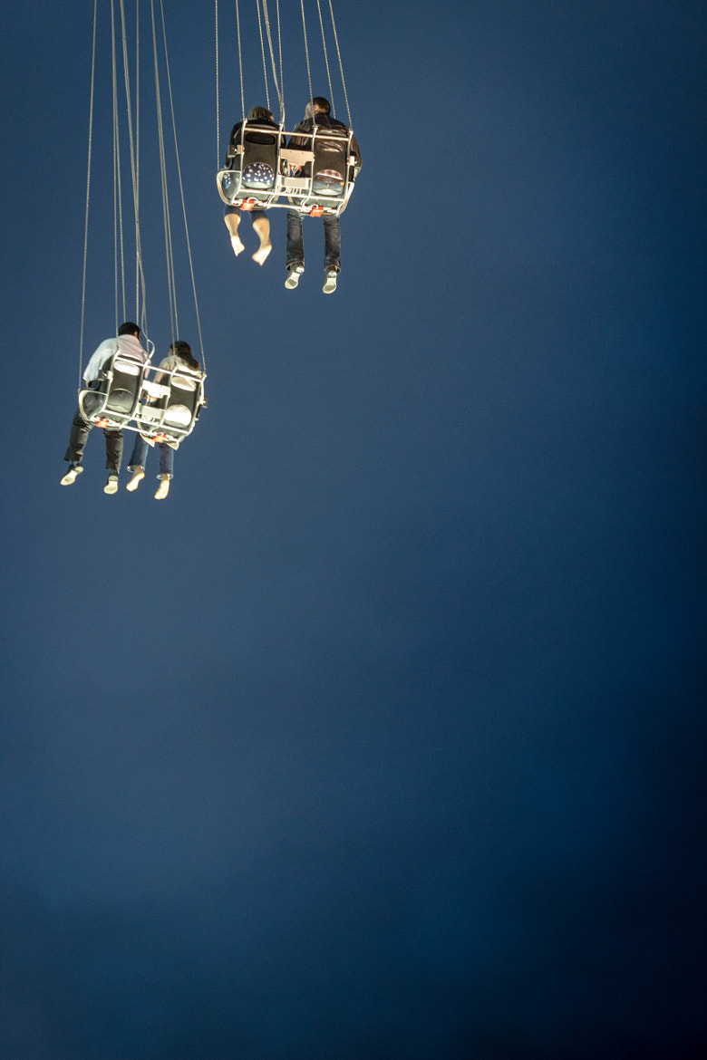 Photograph Hangin' in the sky by Florian Wolff on 500px