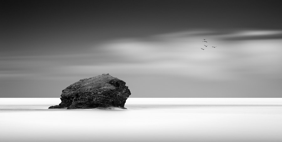 Photograph Gull Rock by Benjeev Rendhava on 500px