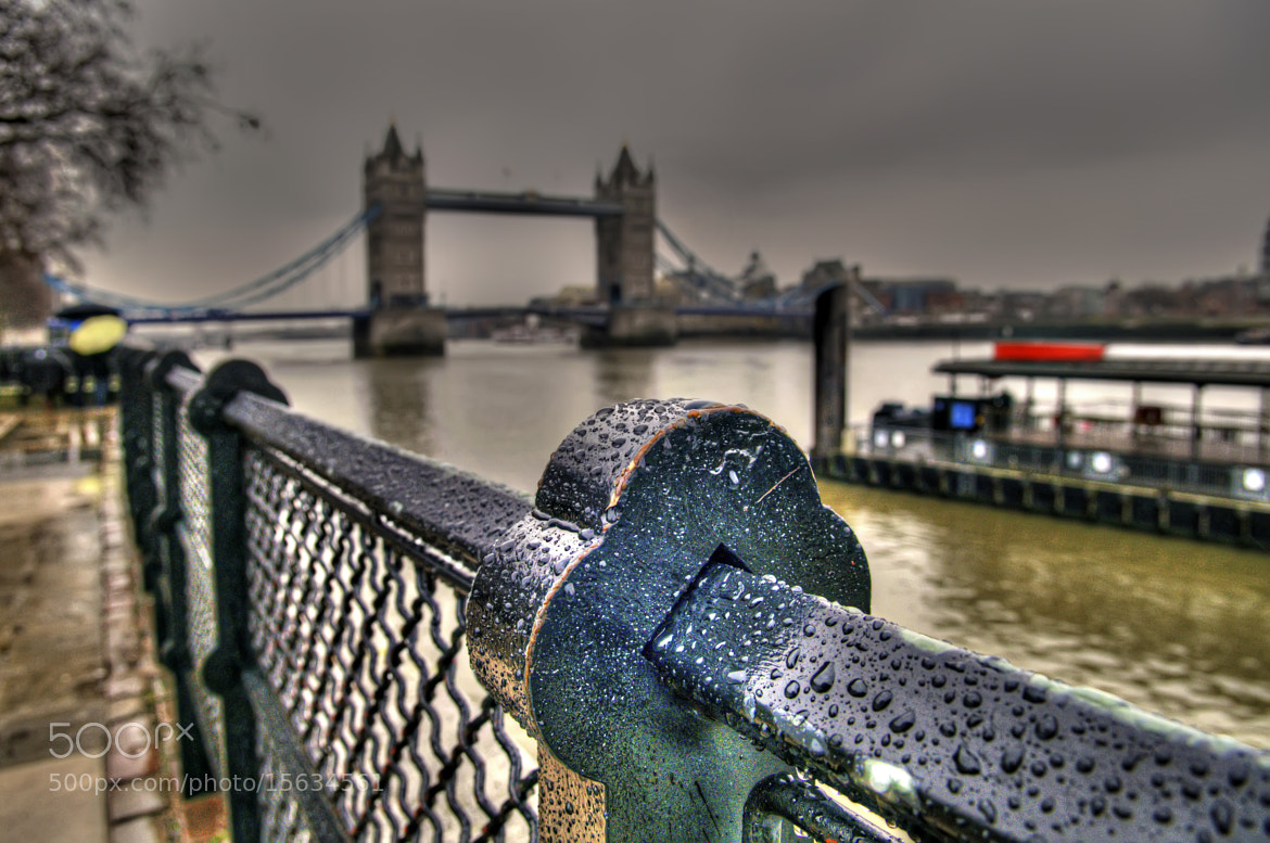 Photograph Rain in London by Nerijus Lostinhdr on 500px