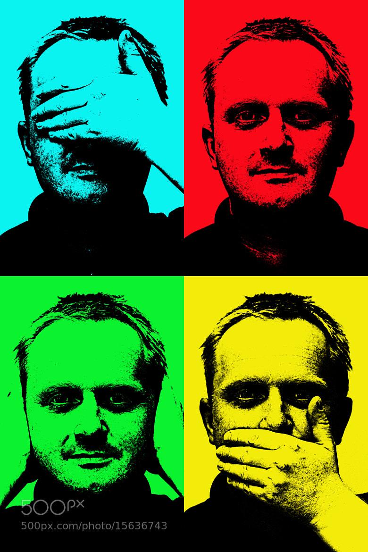 Photograph Colorful Me by Nikolai Alex Petersen on 500px