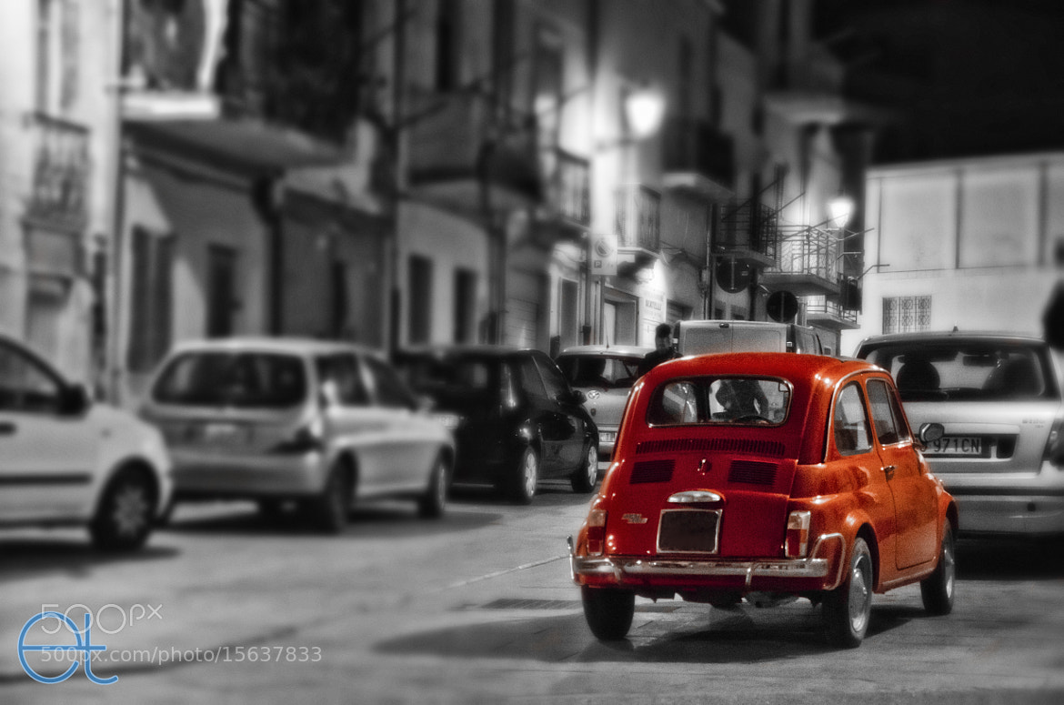 Photograph FIAT 500 by Elia Tronci on 500px
