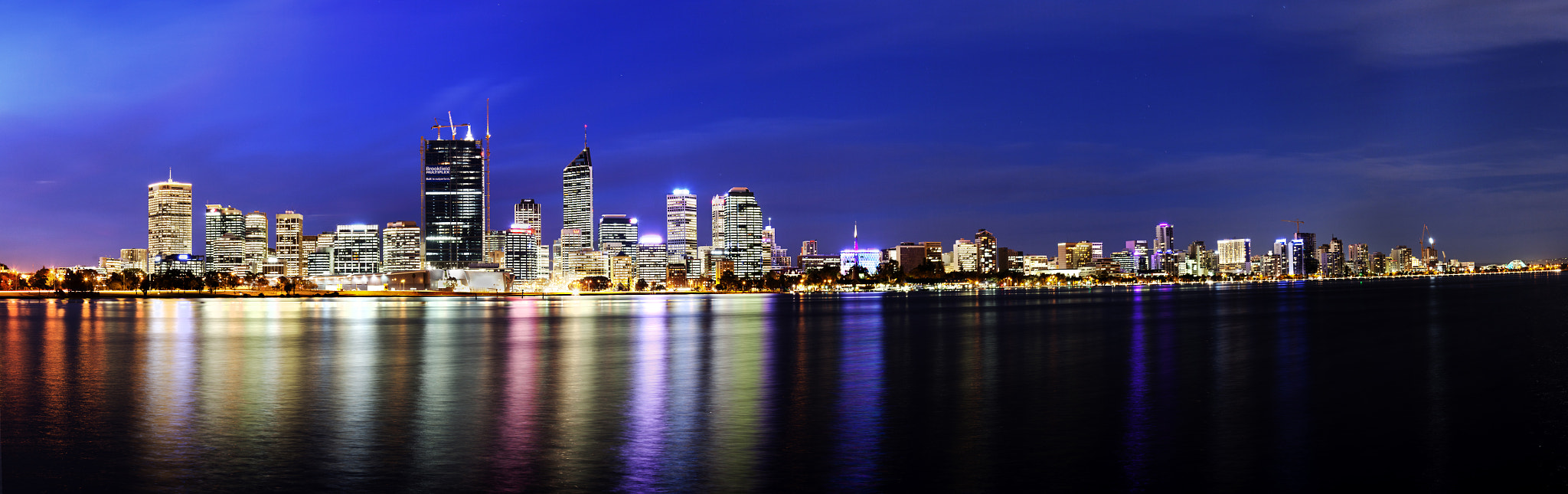 Photograph Twilight over Perth by Jordan  Cantelo on 500px