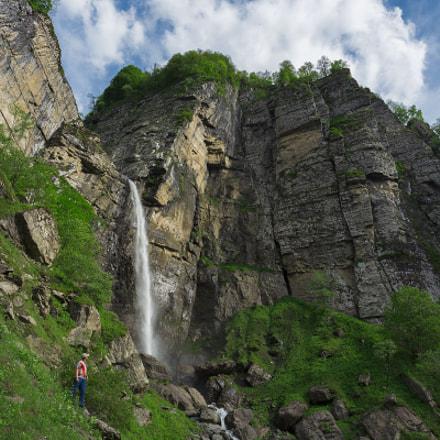 Waterfall Muchuq
