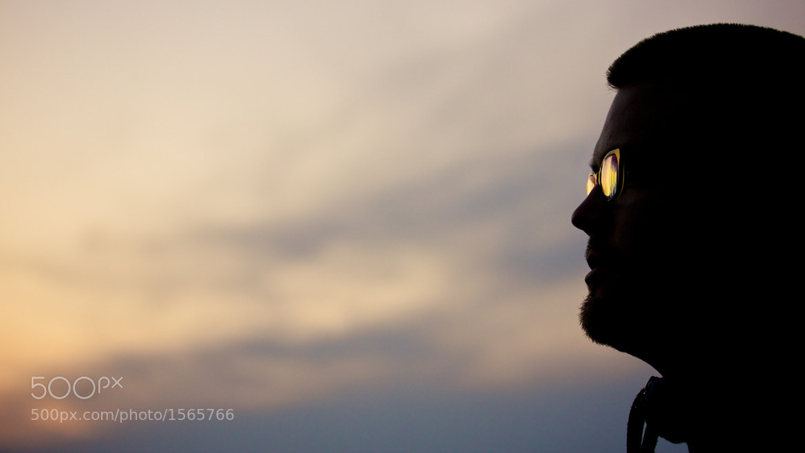 Photograph Staring at the Sun by Remi Longva on 500px