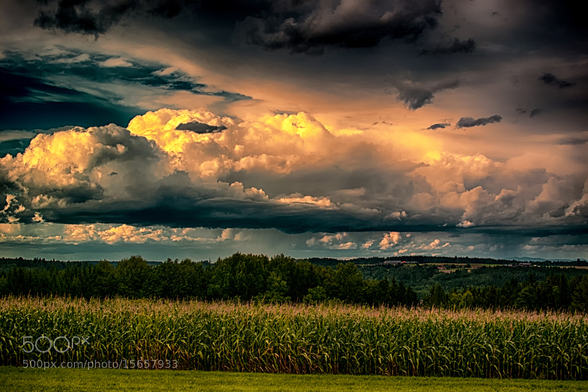 Photograph Light & Clouds by Georg Tueller on 500px