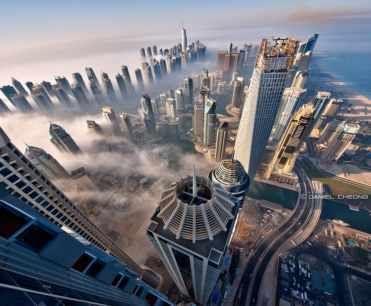 Photograph Vertigo Fog 1 by Daniel Cheong on 500px