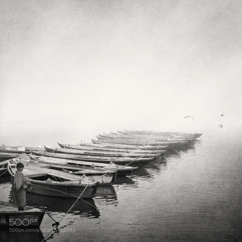 Photograph Mantra of little fisherman by maha  on 500px