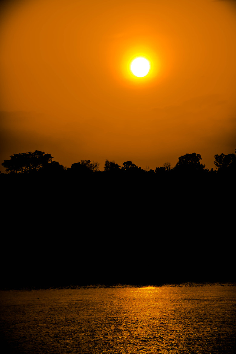 Photograph Golden Sunset by Sudeep Devkota on 500px