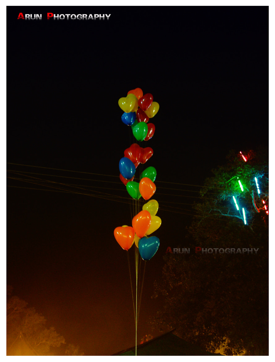 Photograph baloons by arun padma on 500px