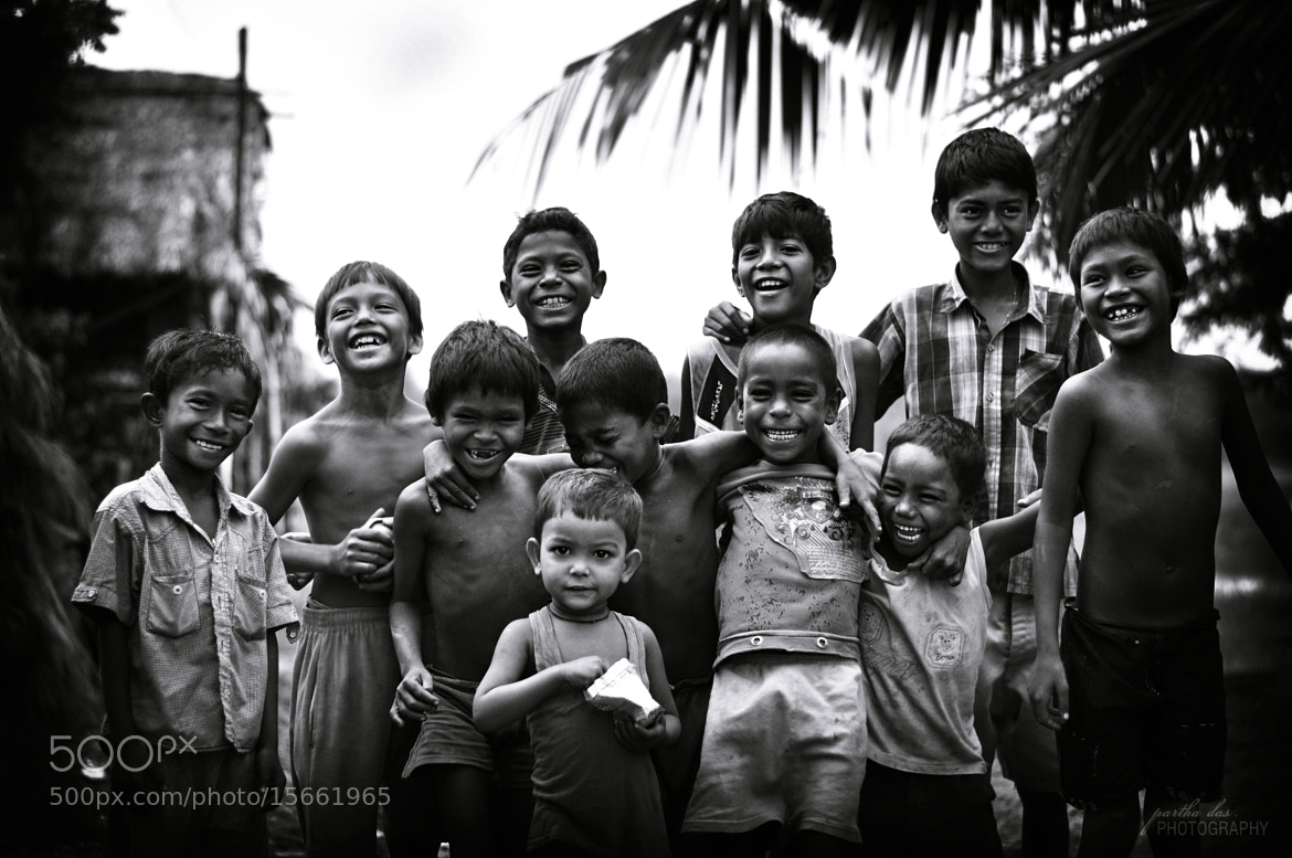 Photograph smiley happy faces! by Partha Das on 500px
