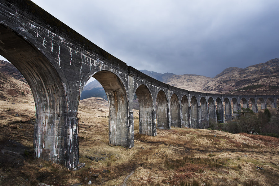 Glenfinnan Viaduct by Stuart Murray on 500px.com
