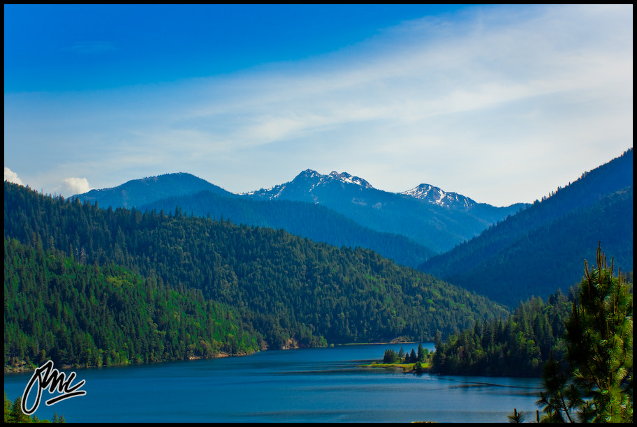 Photograph Red Buttes Above Applegate Lake by ESB Media on 500px