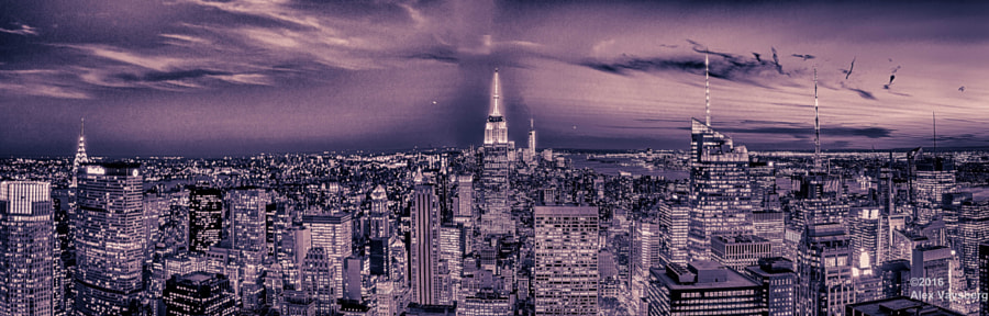 Top Of The Rock by Aleksandr Vaysberg on 500px.com