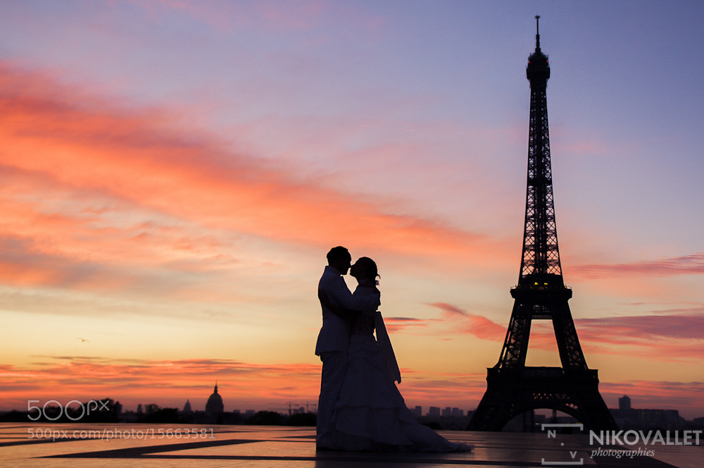 Photograph Morning Yearning in Paris by Niko VALLET on 500px