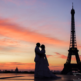 Morning Yearning in Paris by Niko VALLET (niko-photo)) on 500px.com