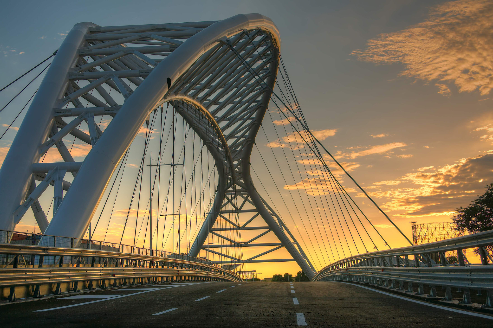 Photograph Ponte della Scienza - Bridge of the Science by Paolo Trofa on 500px