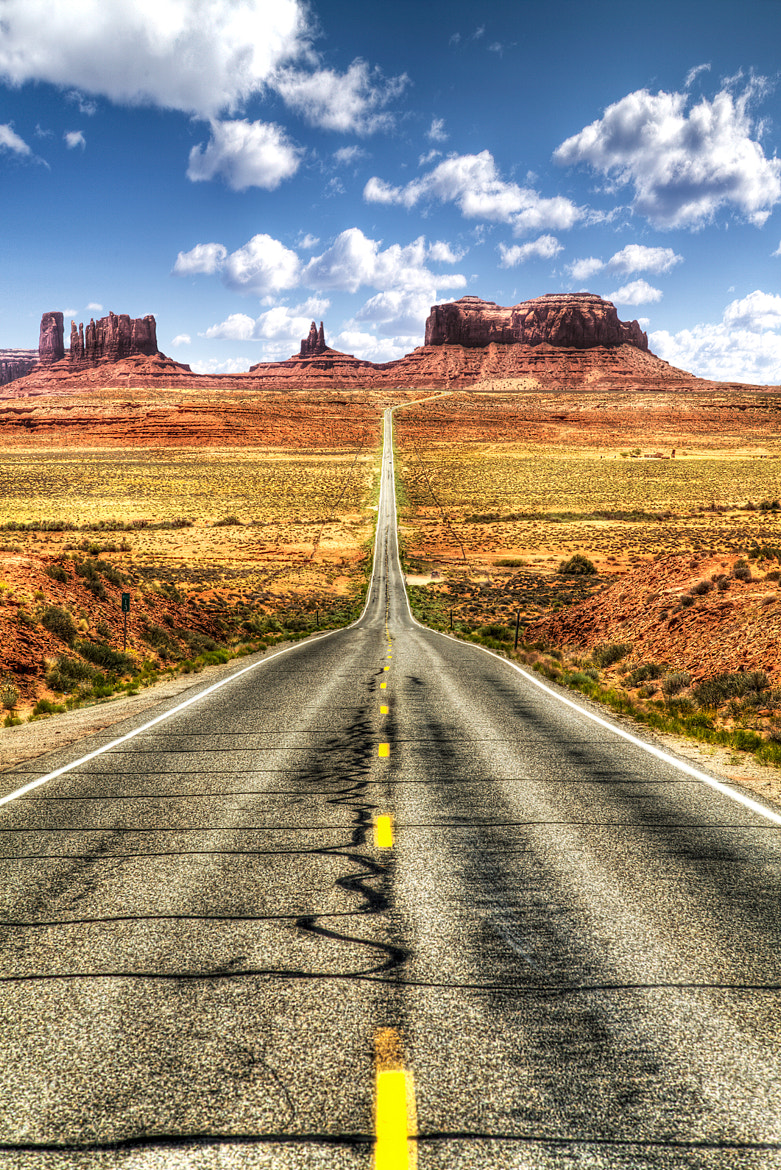 Photograph On the road again by Benoit Barban on 500px
