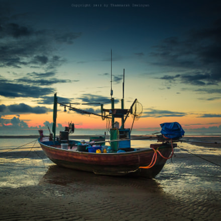 Cha' am Beach Thailand