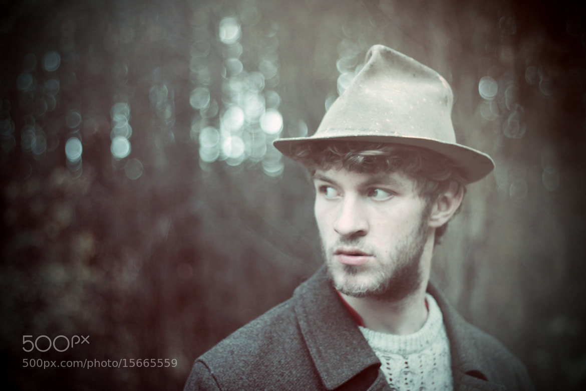 Photograph The MAN and his HAT by Monika Daužickaitė on 500px