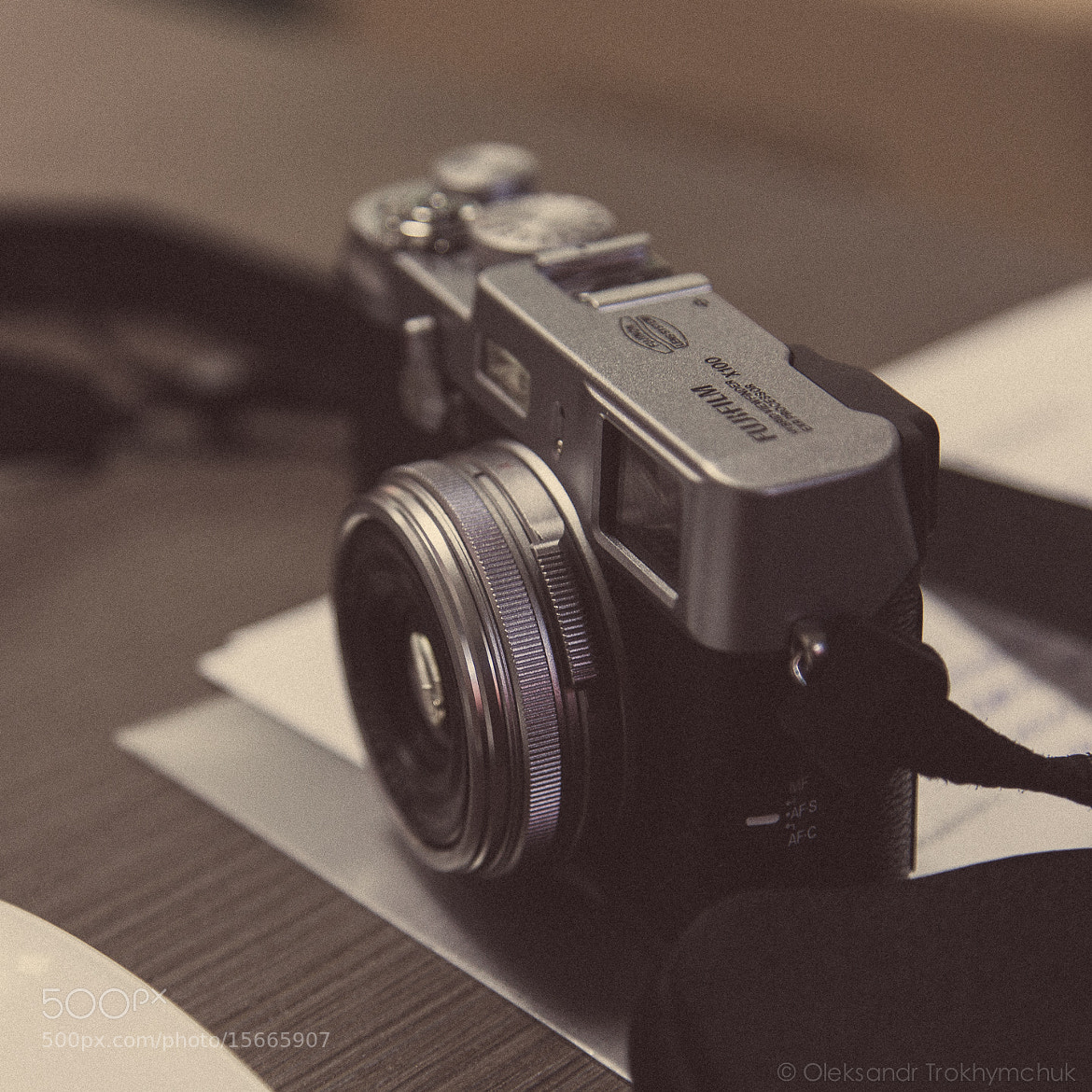 Photograph Fuji X100 by Oleksandr Trokhymchuk on 500px