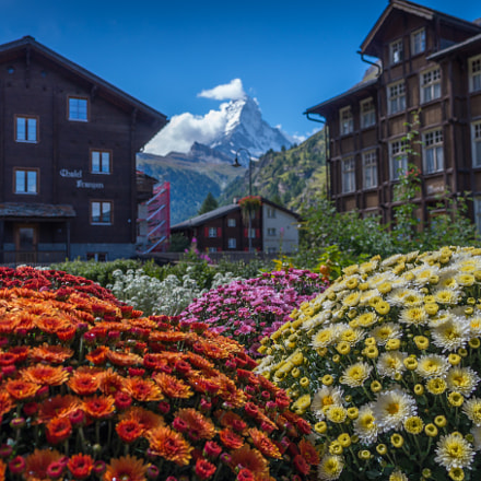 Zermatt colours