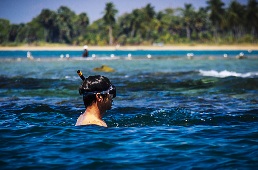 Snorkelling Off Challativu Island, Sri Lanka #2 by Son of the Morning Light on 500px.com