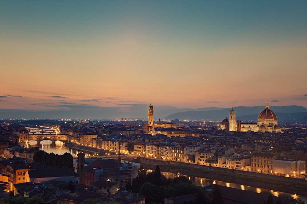 Photograph Fireflies in Florence by Allard Schager on 500px