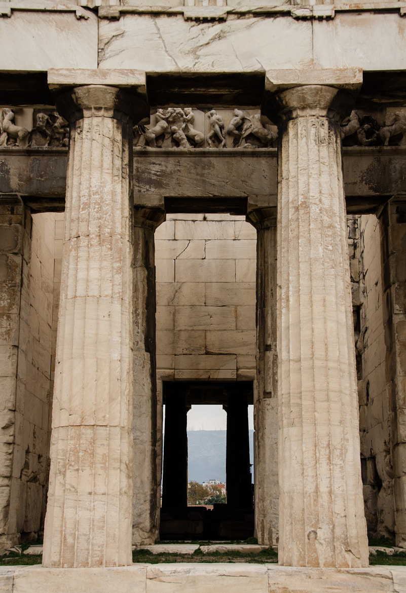 Photograph Temple of Hephaestus by Manos Pergioudakis on 500px