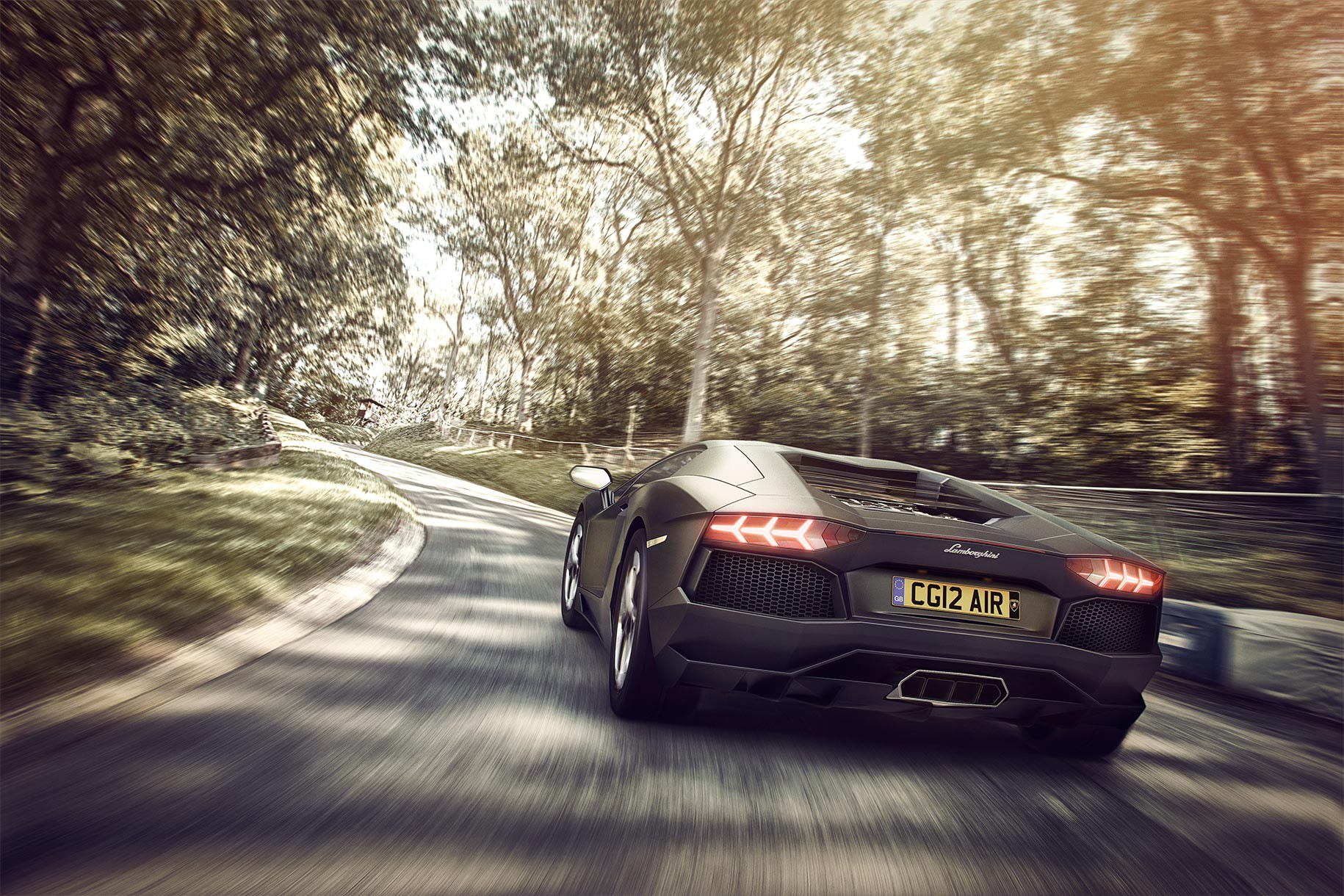 Photograph Lamborghini Aventador by Nigel Harniman on 500px