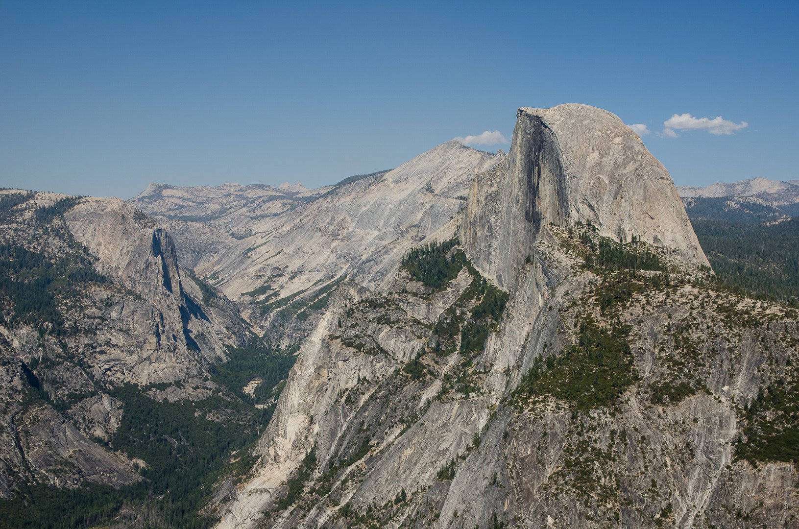 Photograph Glacier Point (Yosemite) by Maarten Kluitman on 500px
