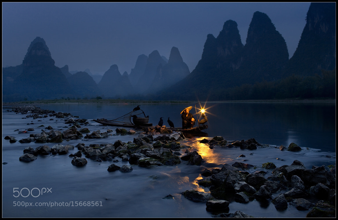 Photograph Silence ... (China) by Yury Pustovoy on 500px