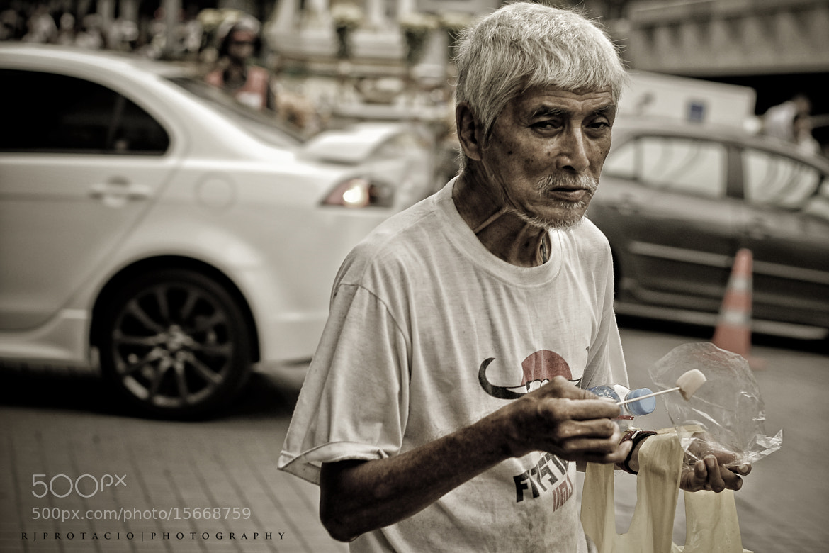 Photograph Old Taste by Rj Protacio on 500px