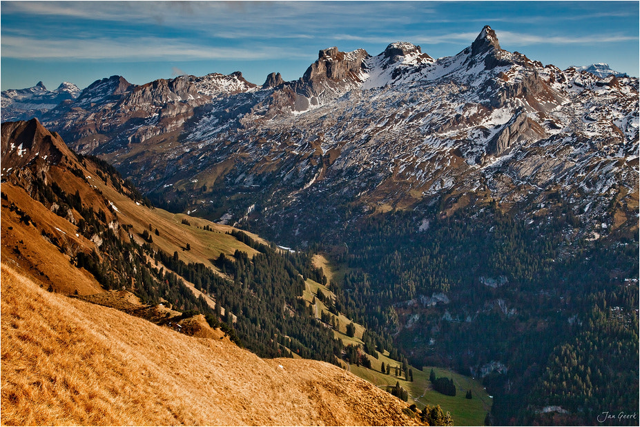 Photograph Autumn in the Mountains II by Jan Geerk on 500px