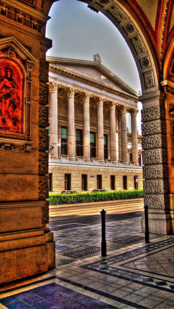 Photograph 7-Columns by Mohammed Abdo on 500px