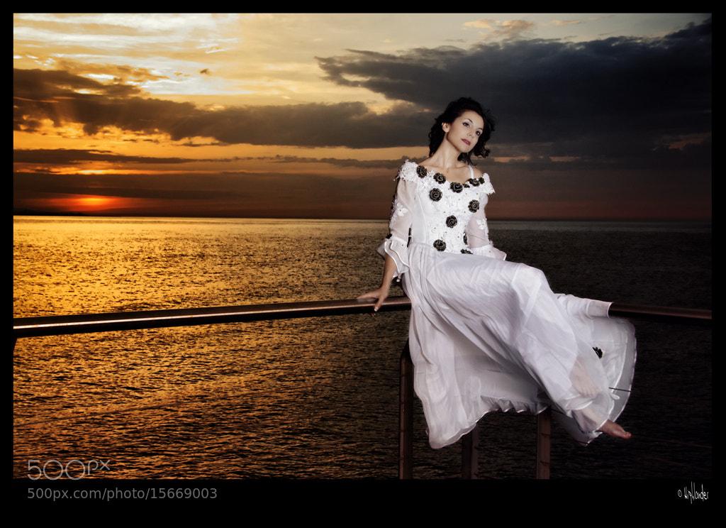 Photograph La Novia del Mar by Magda  Medina on 500px