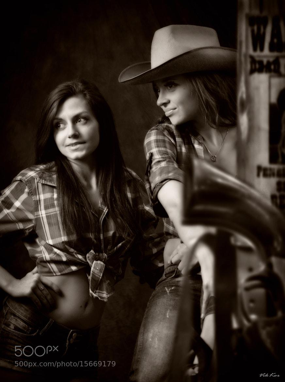 Photograph western girls by Viktor Korostynski on 500px