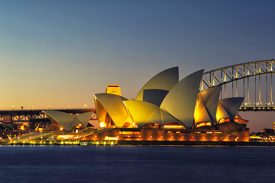 Photograph Sydney Opera House by Sanya Ad on 500px