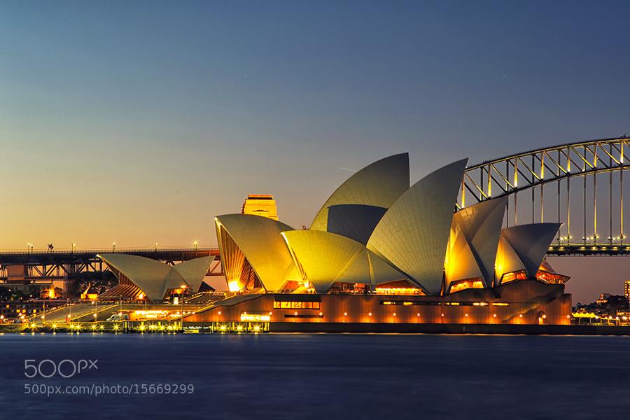 Photograph Sydney Opera House by Sanya Ad on 500px