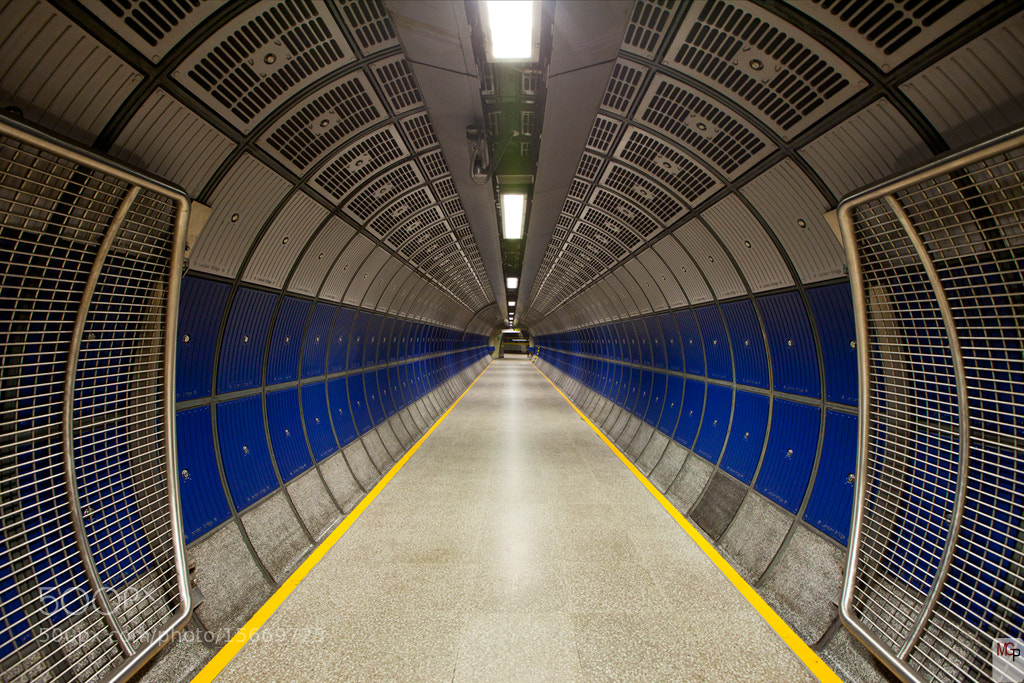 Photograph Warp tunnel by Marc G on 500px