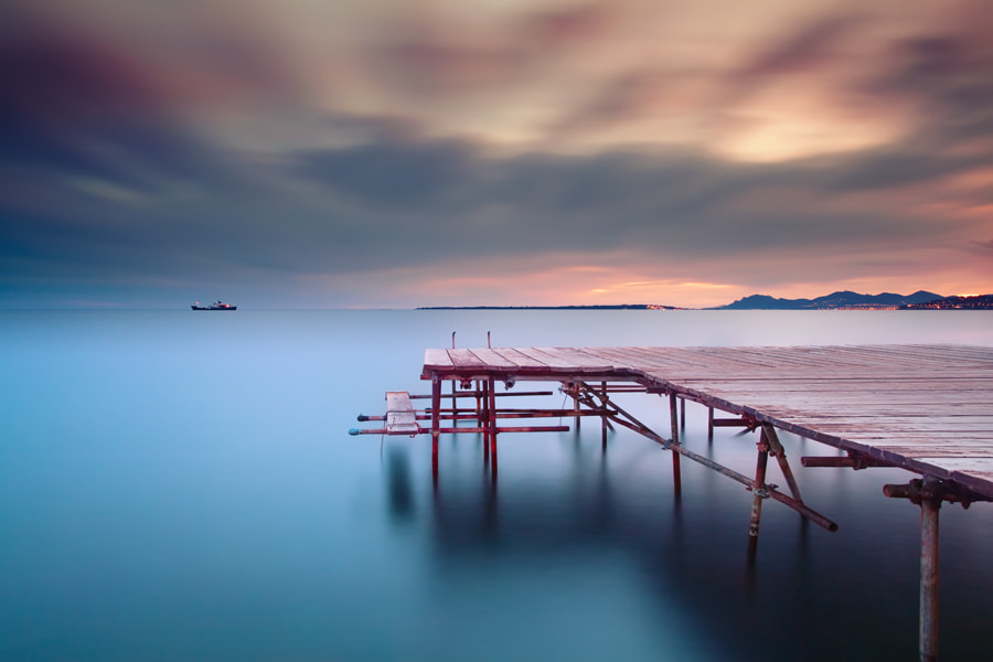 Photograph Juan Les Pins (French Riviera) by Eric Rousset on 500px
