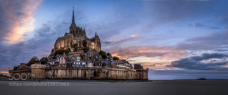 Photograph Mont Saint Michel by Ramelli Serge on 500px