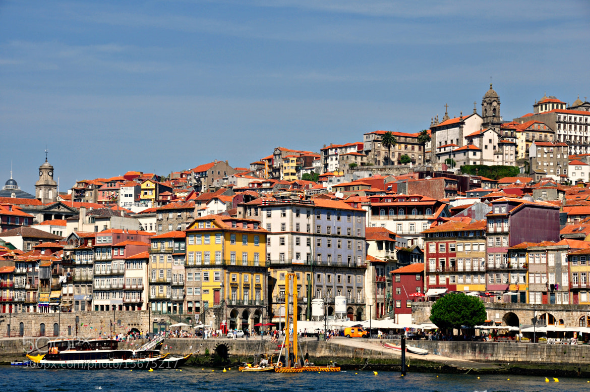 Photograph Oporto by Mercedes Salvador on 500px