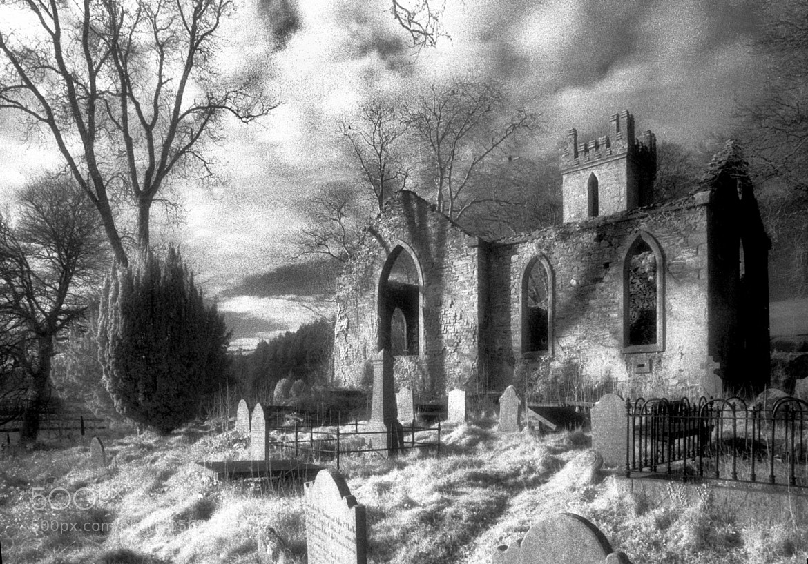 Photograph Old Church, Avoca, Co. Wicklow, Ireland by Robert Mullan on 500px