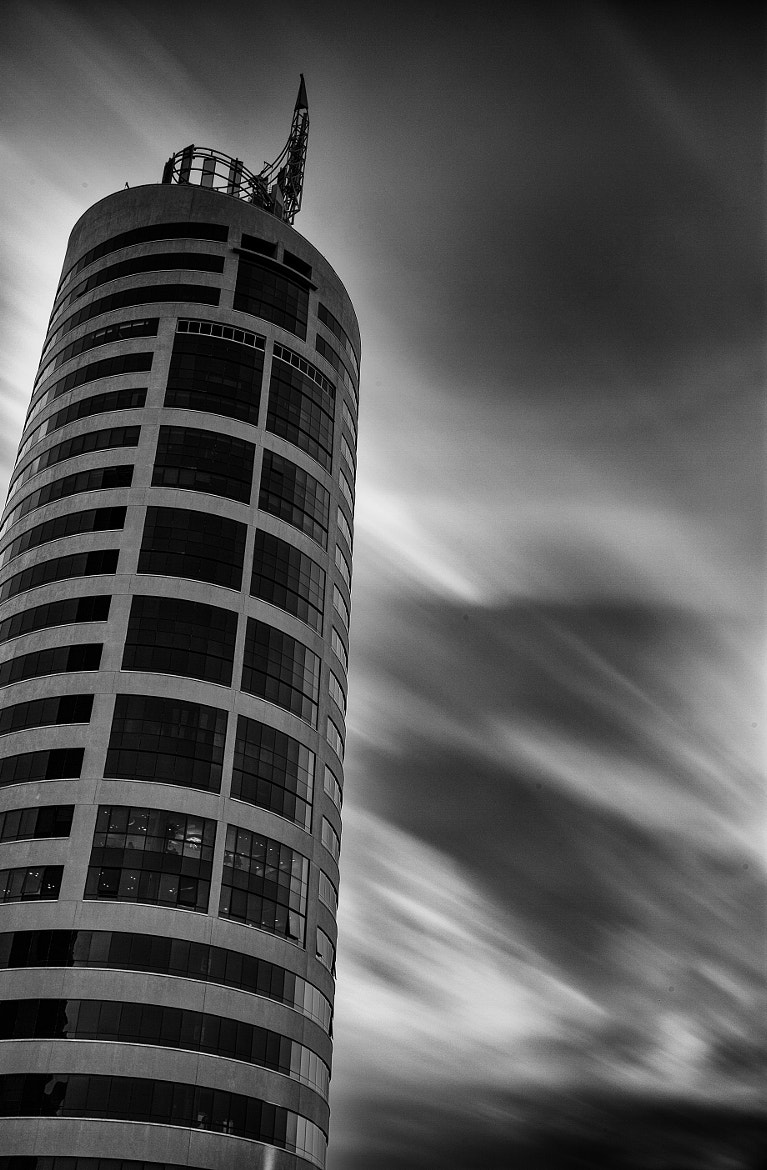 Photograph Bent By The Clouds by Fahad Al-Thekair on 500px